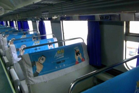 Sebanyak 44 perjalanan kereta api wilayah Daop 7 Madiun dihentikan sementara