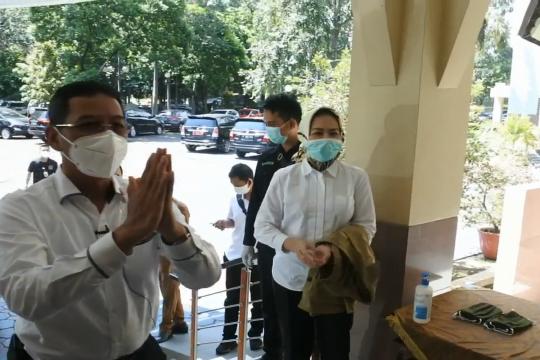 Bantuan Kasetpres di Kota Tangerang, sejuta masker di Aceh, bantuan Bupati Maybrat