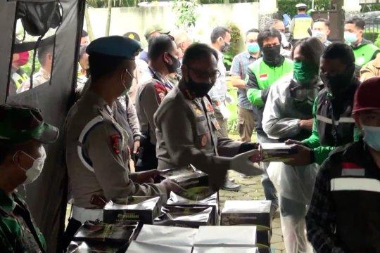 28 dapur umum siap penuhi kebutuhan pangan warga Bandung selama PSBB