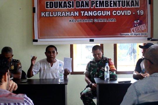 Kelurahan tangguh Ternate deteksi awal COVID-19