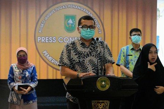 Lima pasien positif COVID-19 di Riau dinyatakan sembuh