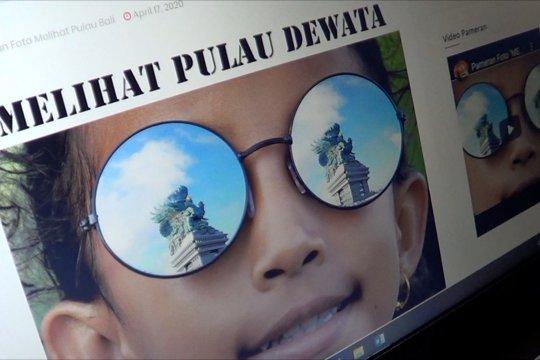 """Pameran foto daring """"Melihat Pulau Dewata"""""""