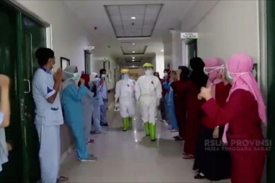 Pemprov NTB apresiasi tenaga medis sembuhkan belasan pasien COVID-19