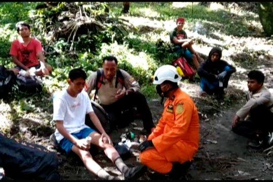 Pendaki hilang di Gunung Dukono, berhasil ditemukan