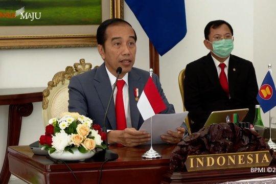 Presiden Jokowi usulkan kerjasama farmasi antar Negara ASEAN APT