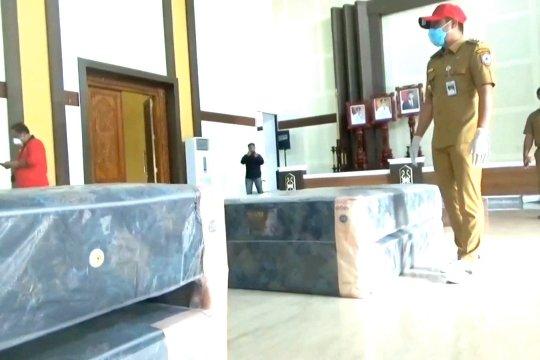 Rumah jabatan Bupati Kotim tampung petugas medis COVID-19