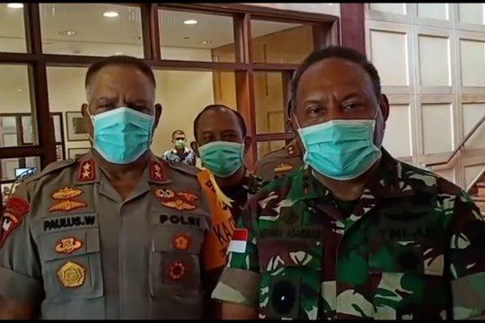 TNI-Polri ratas pengamanan Freeport