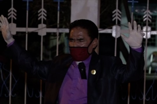 12 Pendeta doakan Papua terhindar wabah COVID-19
