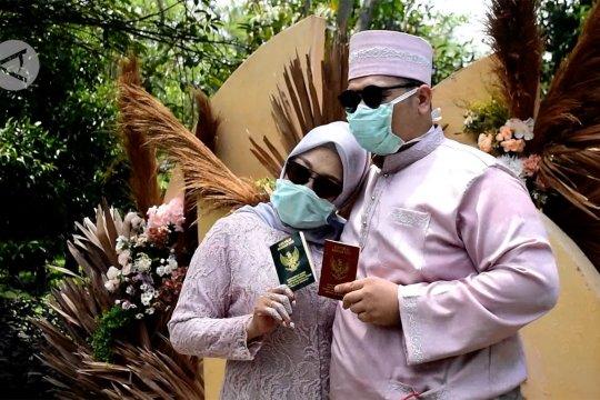 Akad nikah di tengah pandemi COVID-19