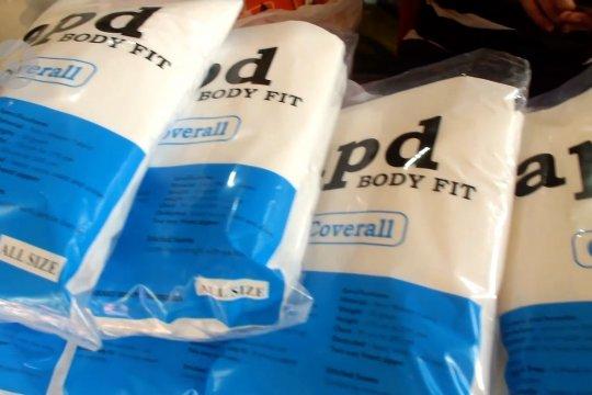 APD langka, perusahaan konfeksi kebanjiran order