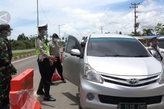 Bengkulu dan Riau dukung Sumbar berlakukan pembatasan selektif
