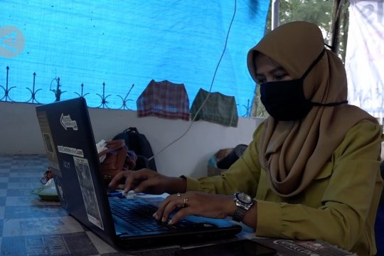 Potret Kartini Masa Kini penjaga informasi kala pandemi