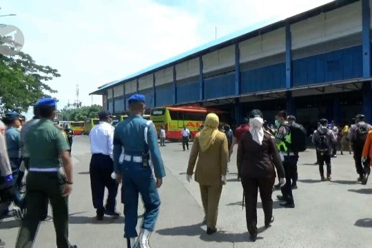 TNI & Polri imbau perantau tidak mudik
