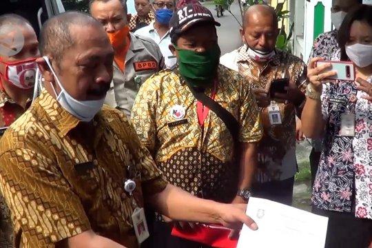 Wali Kota Solo antar pulang warga selesai karantina