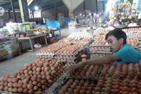 Airlangga sebut harga pangan cukup stabil