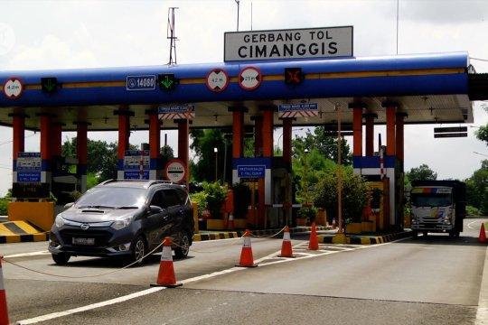 Tidak ada pos penyekatan di Tol Cimanggis arah Bogor