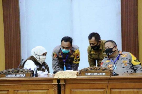 Pejabat Kapolda Jatim dan Kapolrestabes Surabaya berganti