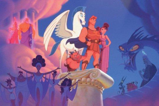"""Disney akan buat """"live action"""" dari film """"Hercules"""""""