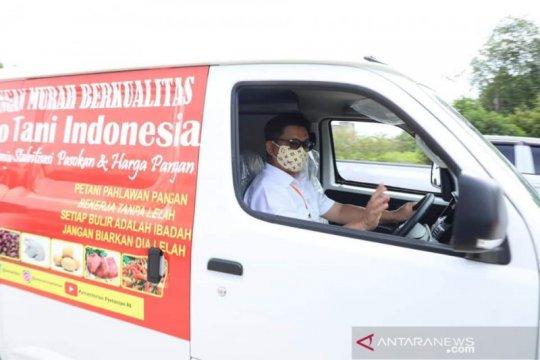 Toko Tani Indonesia Center Kaltara diresmikan