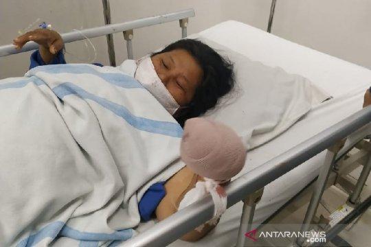 Polisi buru begal yang bacok korban  di Medan