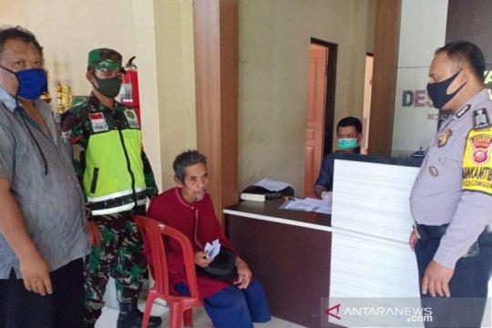 Polres Sumedang pantau penyaluran bantuan uang tunai dari APBD