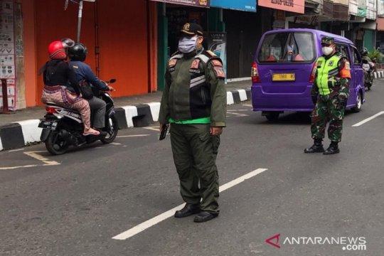 Sukabumi berlakukan wajib masker