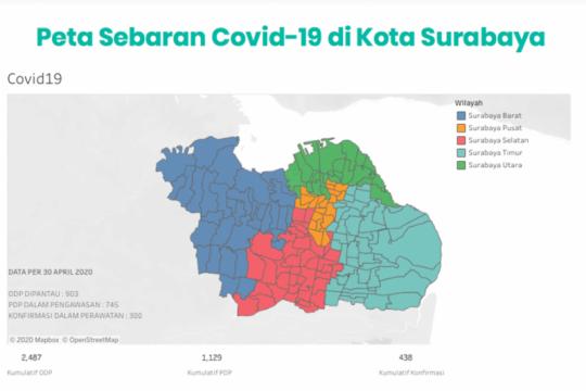 Anggota DPRD Surabaya desak bentuk pansus COVID-19