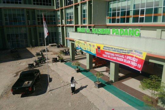 Warga Padang terkonfirmasi positif COVID-19 lampaui 100 orang