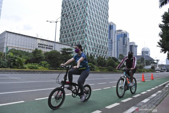 Simak rekayasa lalulintas di Jalan MH Thamrin imbas MRT fase 2