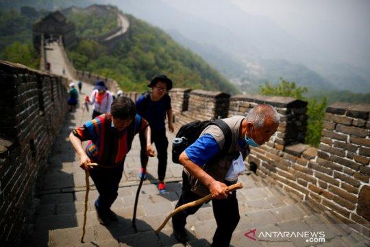 Menhan Inggris minta China terbuka terkait pandemi COVID-19