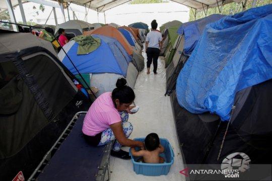 Meksiko minta AS jelaskan dugaan pelanggaran dalam penahanan migran