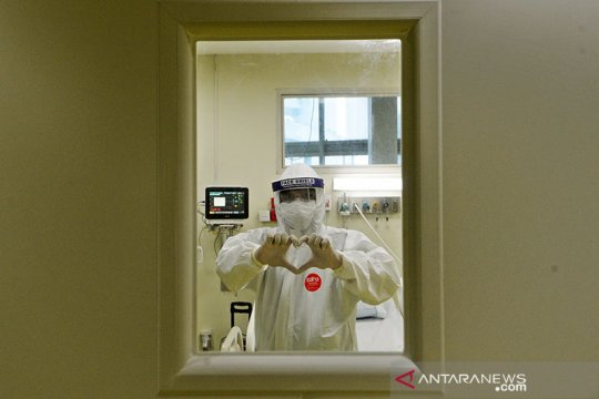 Seorang pasien COVID-19 asal Denpasar dinyatakan sembuh