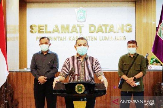 Lumajang urutan kedelapan kasus terbanyak COVID-19 di Jatim