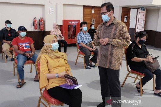 KBRI pulangkan 98 pekerja migran Indonesia dari Brunei
