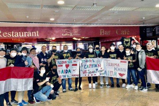 Ratusan WNI kru Kapal AIDA Cruises Jerman kembali ke Indonesia