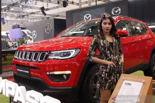FCA jualan Jeep secara online