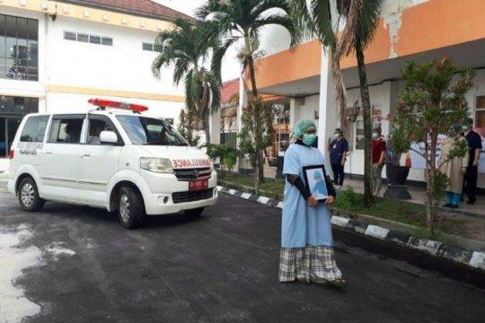 Seorang perawat di RS Doris Sylvanus Palangka Raya meninggal