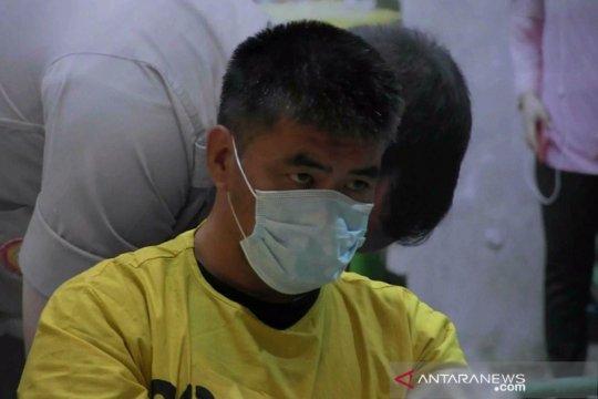 Polrestro Jakut tangkap pelaku penipuan dengan modus jual masker