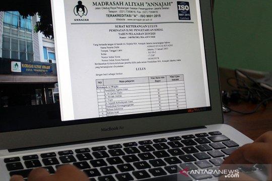 Disdik Kalbar umumkan kelulusan siswa SMA/SMK via daring