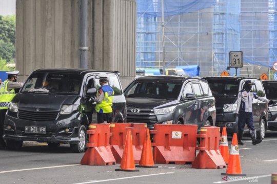15 hari Operasi Ketupat, polisi halau 35.945 kendaraan pemudik