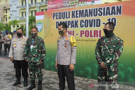 Kapolda Aceh minta masyarakat jujur terkait riwayat perjalanan