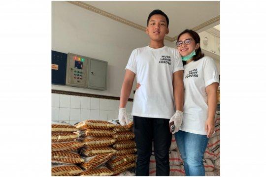 Muda Lawan Corona, penggalangan dana untuk pekerja seni Purwakarta