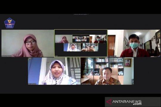 Kemendikbud: Kolaborasi kunci kesuksesan pembelajaran dari rumah