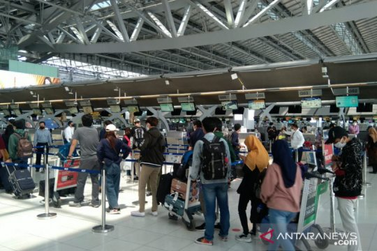 Thailand perpanjang larangan terbang, repatriasi WNI kembali dilakukan