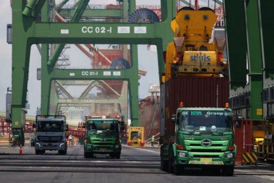 Pelindo III catat pertumbuhan arus kapal dan peti kemas hingga April
