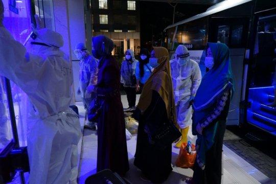 86 warga Jabar pulang dari Arab Saudi dalam kondisi sehat
