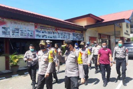 Kapolda Sulsel keliling daerah pantau Operasi Aman Nusa II