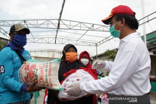 Kemensos pastikan distribusi bansos dari Presiden di Jakut lancar