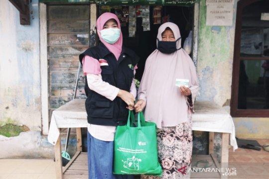 LKC Dompet Dhuafa berdayakan warung kelontong distribusikan sembako