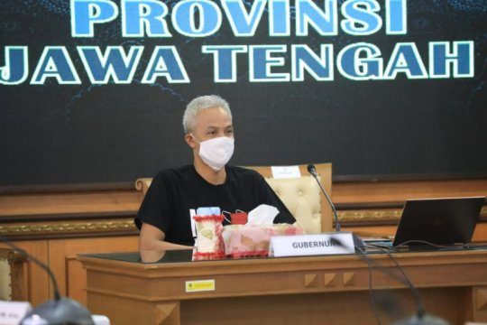 """Ganjar ajak masyarakat """"Jogo Tonggo"""" melawan COVID-19"""